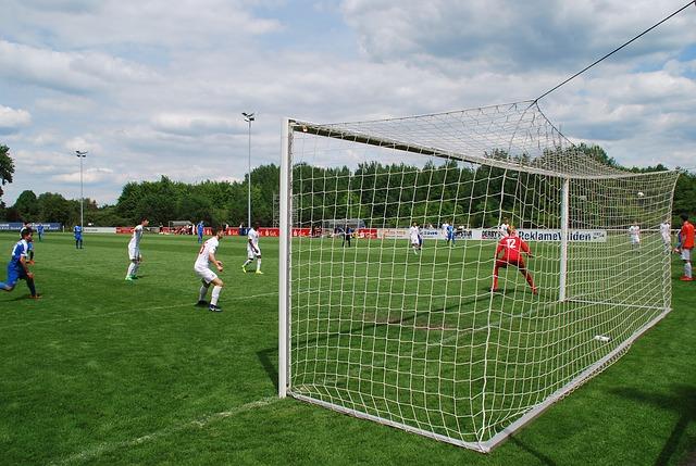 fotbalový zápas