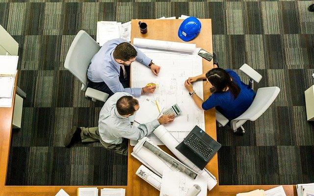 pracovní schůze